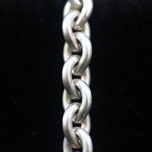 Sterling Silver Bracelet (Woman or Man's)